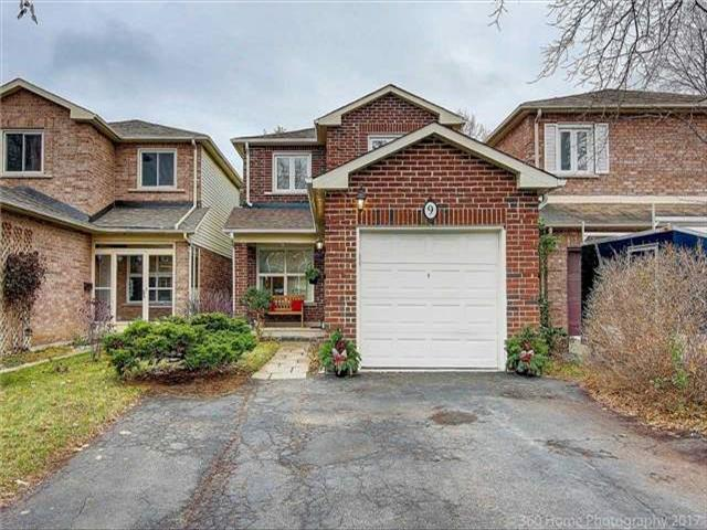 9 Sundown Crt Vaughan